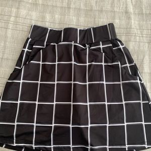 ladies golf skort